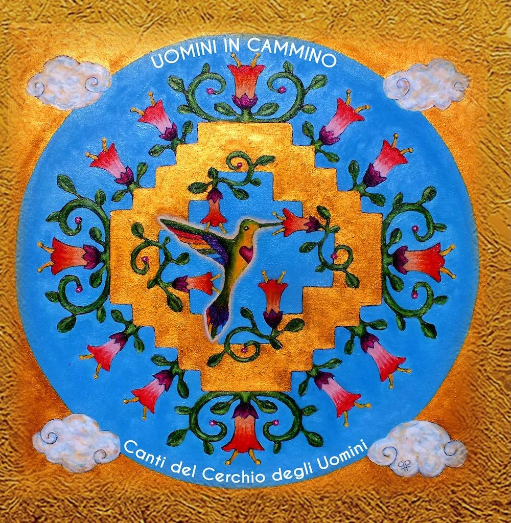 Copertina del CD del Cerchio degli Uomini